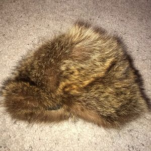 Accessories - Real Fur Hat